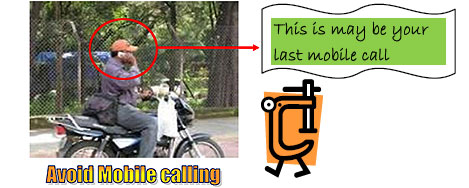 Avoid Mobile Calling :: This is may be your last mobile call